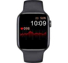 Купить Смарт часы Watch 6 с ЭКГ black в Украине