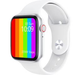 Купить Смарт часы Watch 6 с ЭКГ white